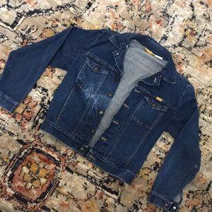 Vintage American Rustler Denim Jacket